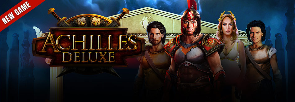 Achilles Deluxe Game