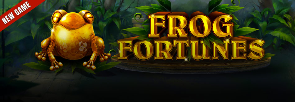 Frog Fortunes Game