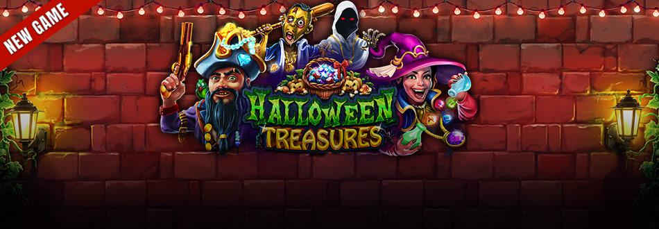 Halloween Treasures Game