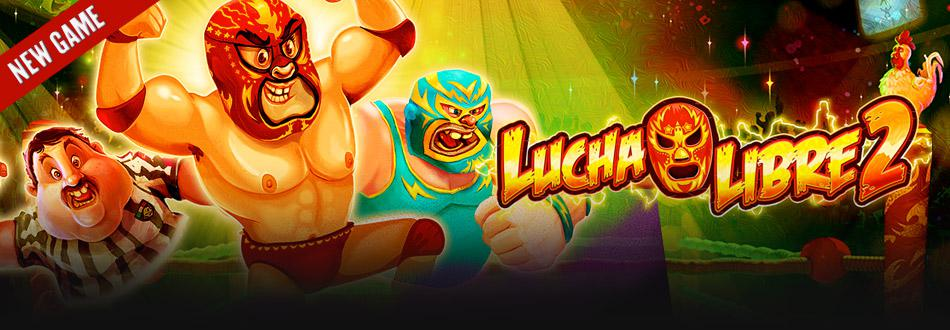 Lucha Libre 2 Game