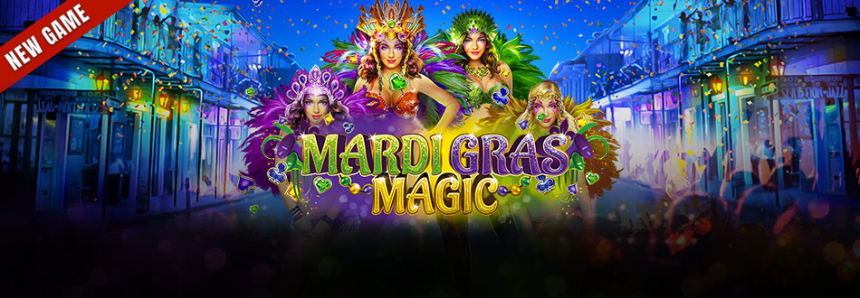 Mardi Gras Magic Game