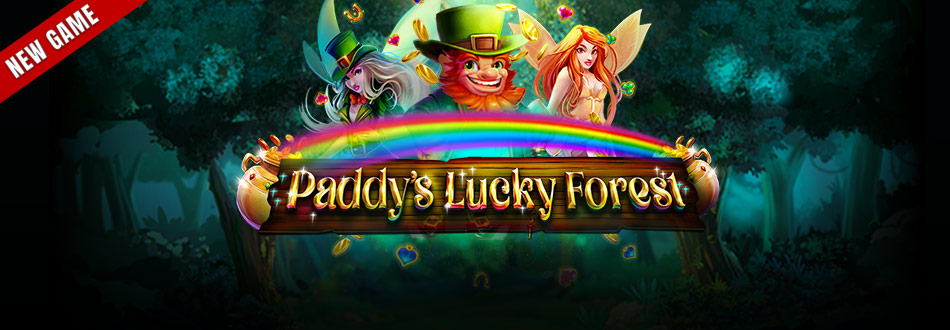 Paddy\'s Lucky Forest Game