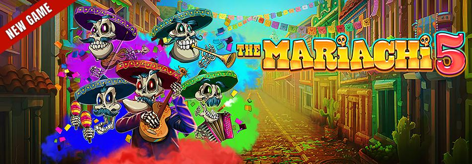 The mariachi 5 Game
