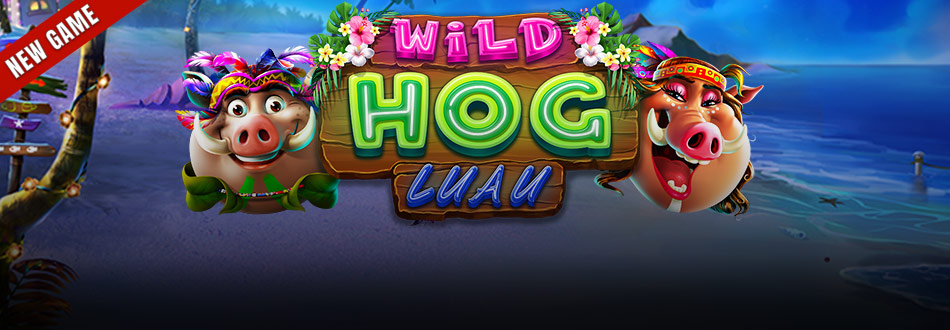 Wild Hog Luau Game