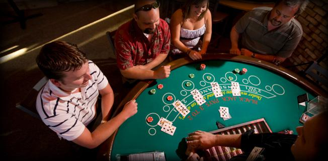What are the best hit or not opportunities in blackjack?