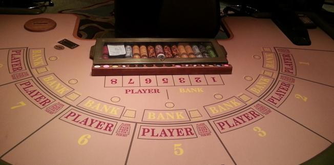 How do you win at Baccarat?