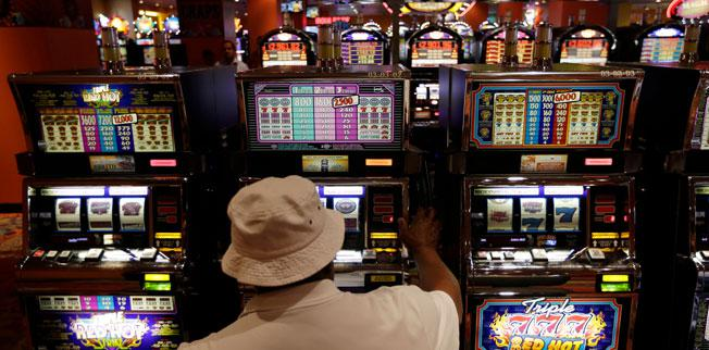 Slot machines are now video games with outcomes determined by directory forum gambling href it site wiki