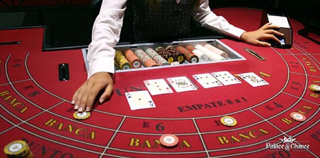 Baccarat strategy casino blackjack at casino